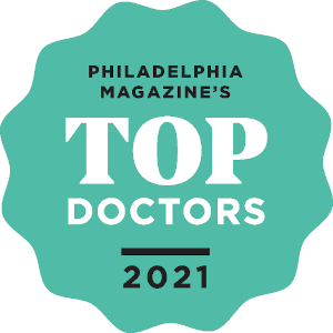 Philadelphia Magazine Top Docs 2021