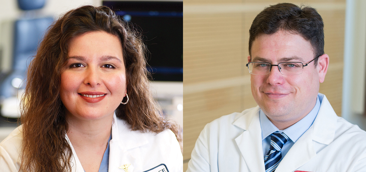 Rosalia Viterbo, MD, FACS and Marc C. Smaldone, MD, MSHP, FACS
