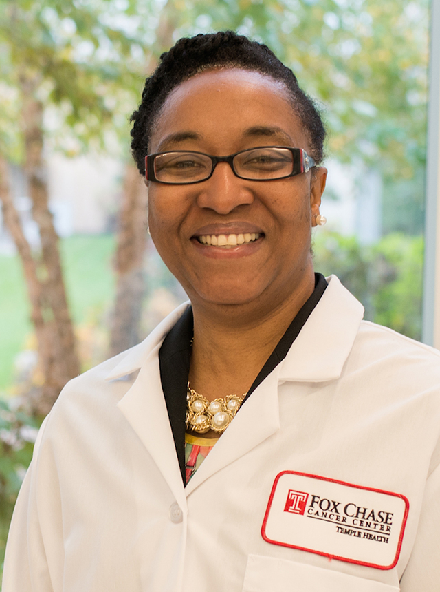 Camille Ragin, PhD, an associate professor in the Cancer Prevention and Control Program received the Cancer Control Award.