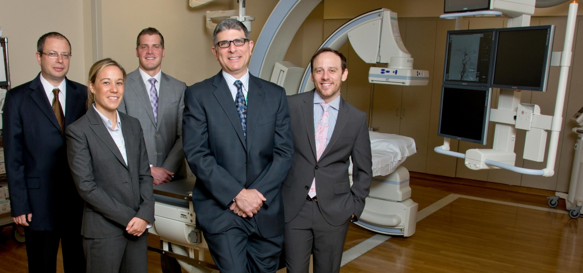 The Interventional Radiology team at Fox Chase Cancer Center deliver both conventional nuclear medicine imaging and PET scanning with PET/CT fusion.