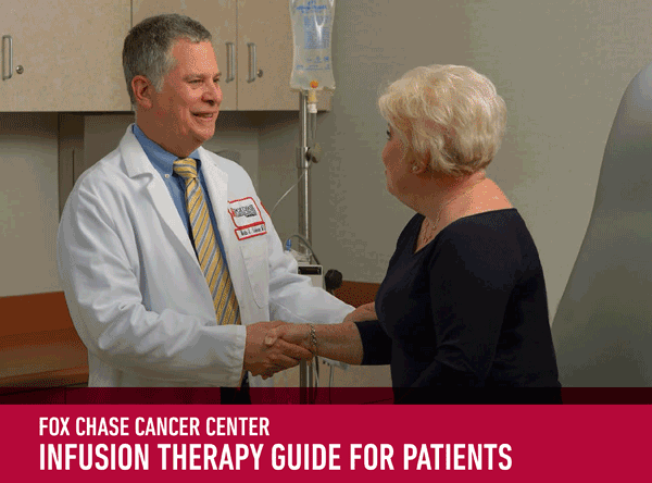 Infusion Therapy Guide for Patients [PDF]