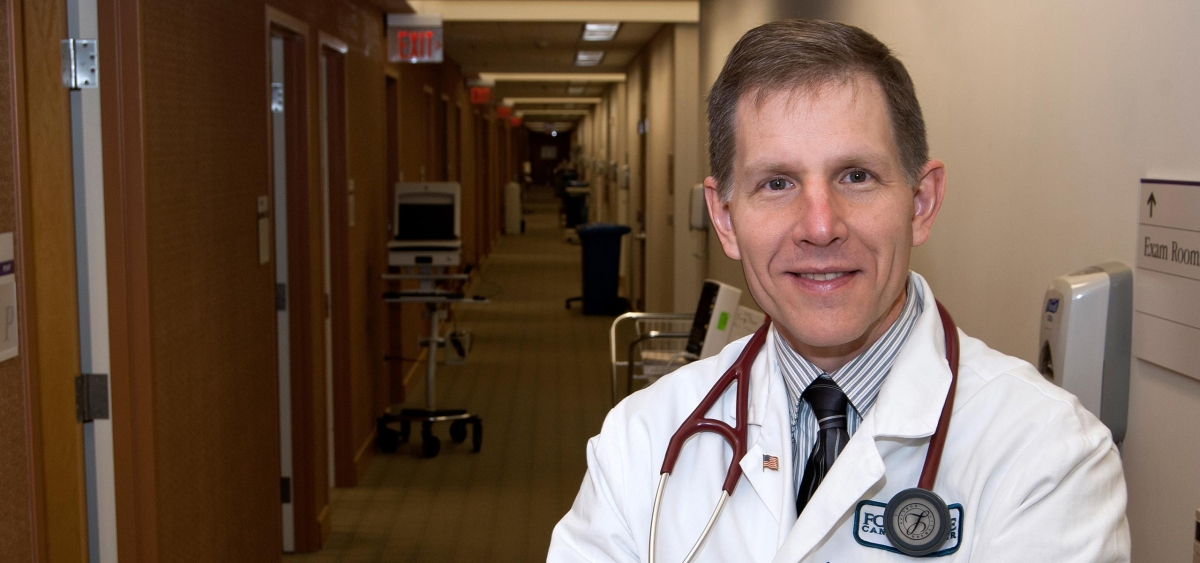 Anthony Olszanski, as the co-director of Cutaneous Oncology and Melanoma Program, works with a team of doctors who pecialize in surgical oncology, medical oncology, radiation oncology, dermatology and plastic surgery to treat skin cancers.
