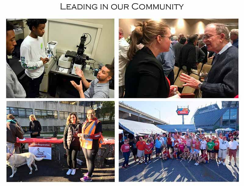 Leading in Our Community