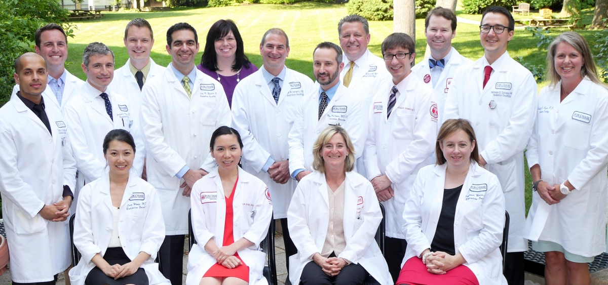The goal of Department of Radiation Oncology Residency Program at Fox Chase is to train future leaders in radiation oncology, who will diagnose and treat common and rare cancers, provide exceptional care to patients, become innovators in the field, and teach future generations of physicians.