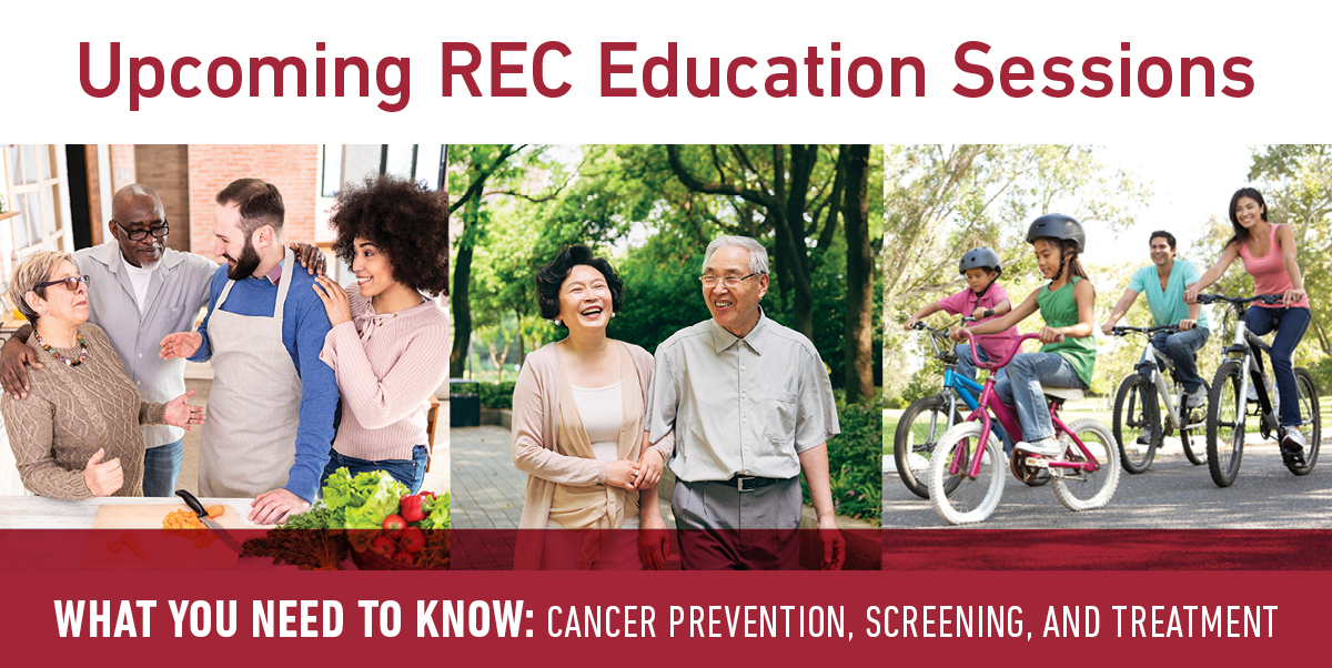 REC Education Sessions