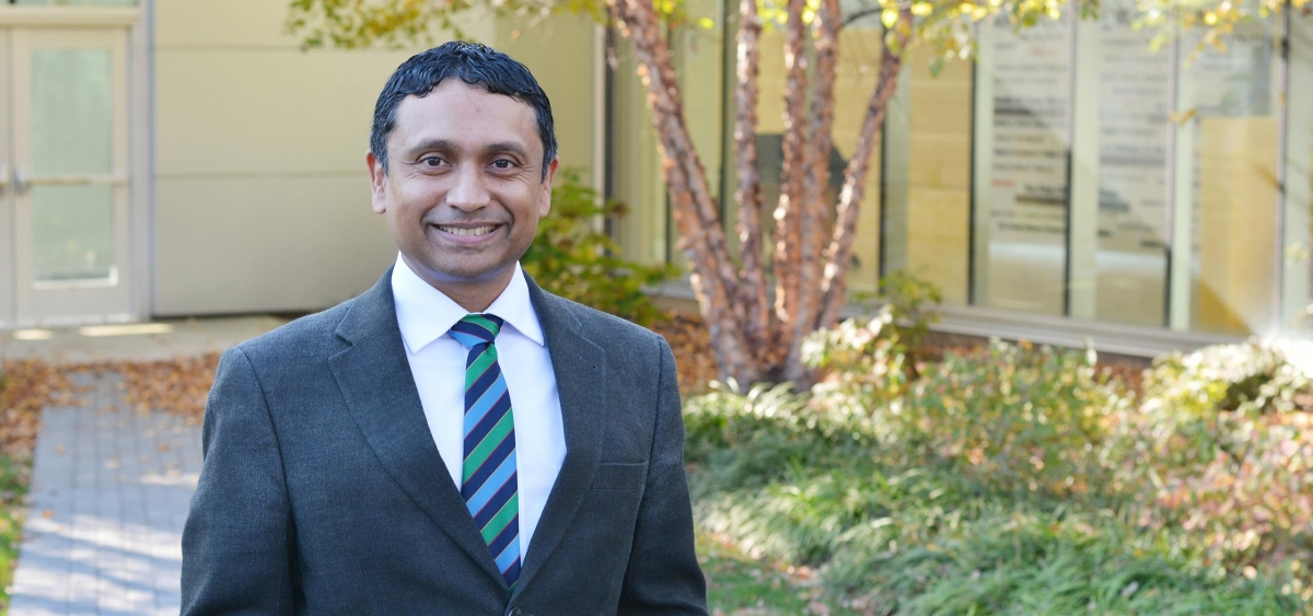 Siddharth Balachandran is the co-leader of the blood cell development and function program at Fox Chase, which is dedicated to understanding the basic mechanisms of immune development and function to catalyze new opportunities for cancer treatment.