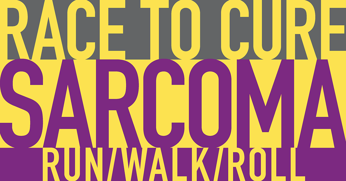 Race to Cure Sarcoma Run/Walk/Roll