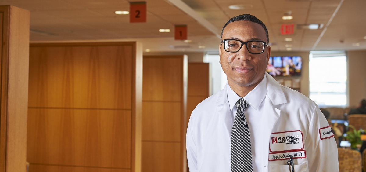 In his new role, Dr. Savior will take the lead in expanding Fox Chase medical oncology services at Temple University Hospital.