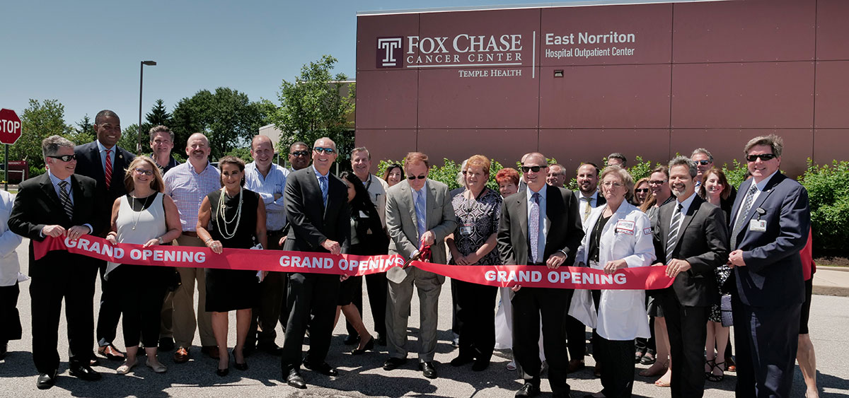 Fox Chase Cancer Center East Norriton – Hospital Outpatient Center