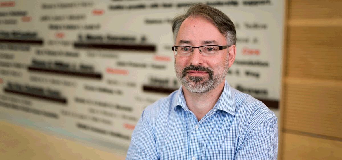 Dietmar J. Kappes, PhD. His research is particularly relevant to HER2-positive breast cancer, a cancer that tests positive for a protein called human epidermal growth factor receptor 2 (HER2) that promotes the growth of cancer cells. About one in five breast cancers is HER2-positive.