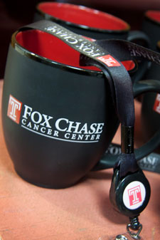 Fox Chase mugs, available at Karen's Korner
