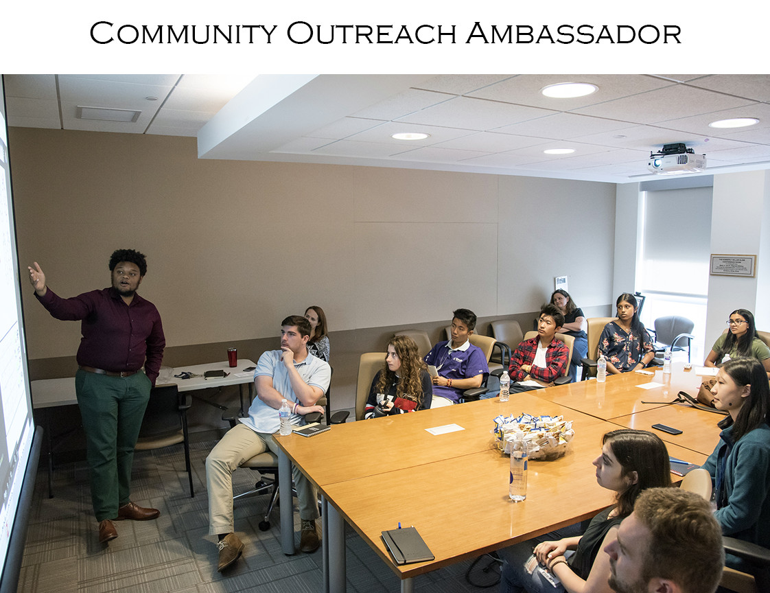 Community Outreach Ambassador