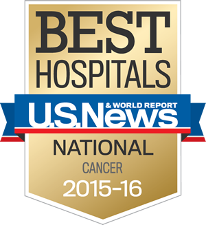 US News & World Report ranks Fox Chase among Best Hospitals