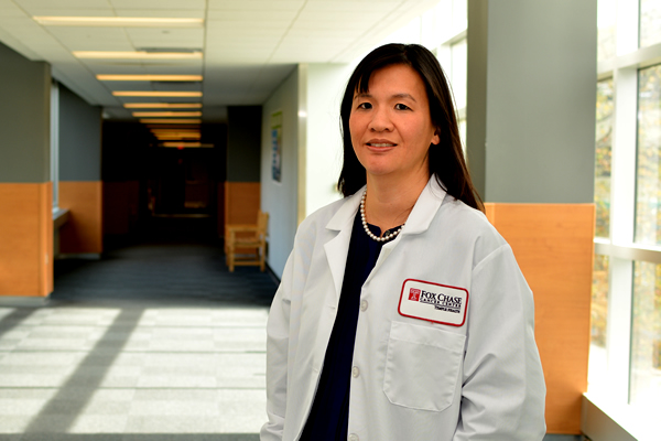 Yu-Ning Wong, MD, program director of  Genitourinary Medical Oncology