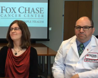Fox Chase Goes Live On Facebook To Talk About Skin Cancer Fox Chase Cancer Center Philadelphia Pa