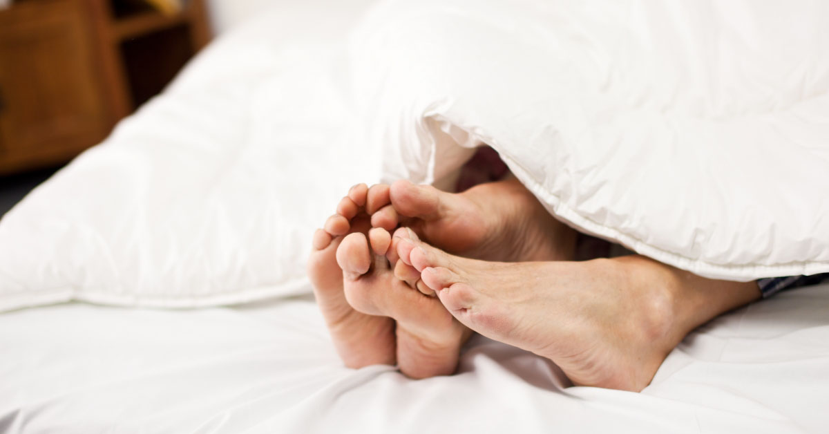 Pain during sex after breast cancer