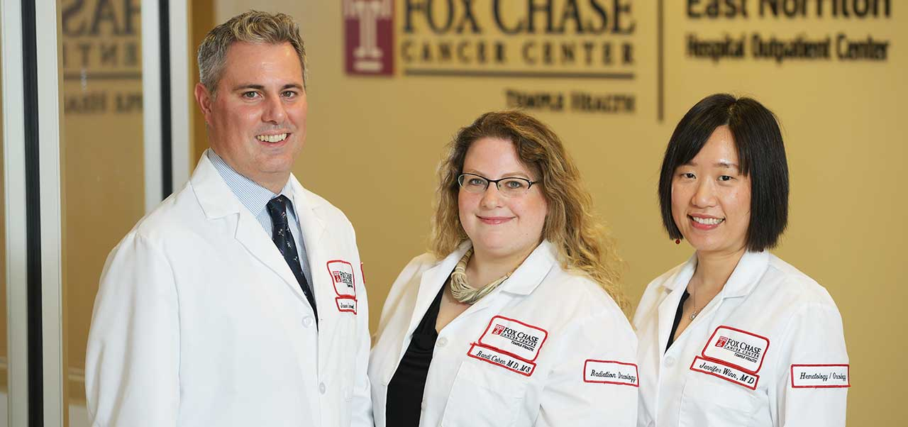 World-Class Cancer Care in East Norriton