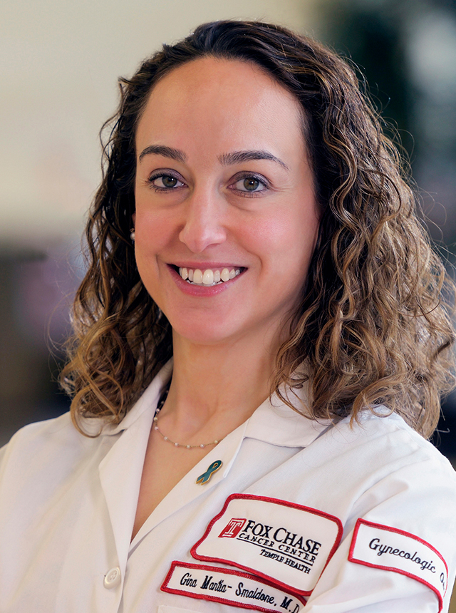 Gina Mantia-Smaldone, MD