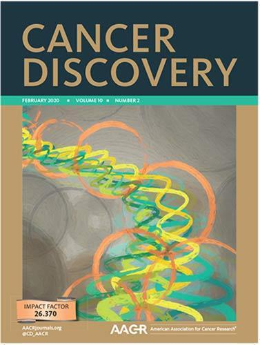 Cancer Discovery, February 2020