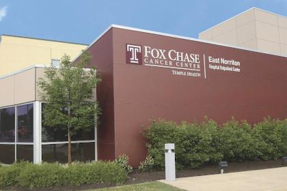 Exterior photo of Fox Chase Cancer Center - East Norriton