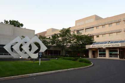 Exterior photo of Fox Chase Cancer Center - Main Campus