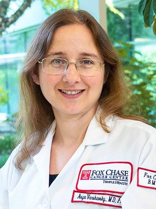 Asya Varshavsky-Yanovsky, MD, PhD