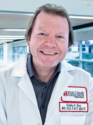 Christian A. Koch, MD, PhD, FACP, MACE
