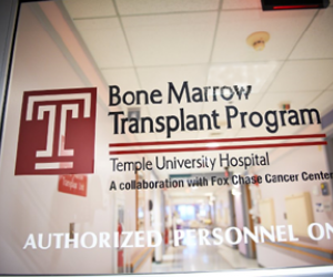 Effective July 1, 2020, the Fox Chase-Temple University Hospital Bone Marrow Transplant (BMT) Program is the Department of Bone Marrow Transplant and Cellular Therapies