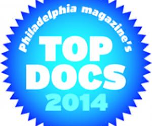 Philadelphia Magazine Top Doctors 2014