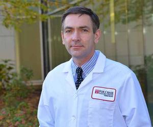 Igor Astsaturov, MD, PhD, received a PCAN grant to support research into potential new therapies for pancreatic cancer.