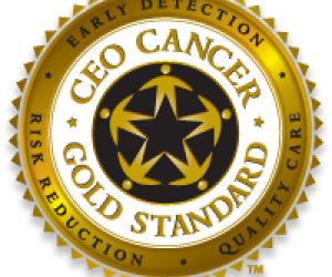 CEO Cancer Gold Standard re-accreditation