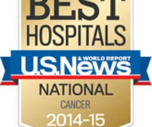 Fox Chase Cancer Center Ranked 19th