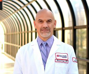 Senior author Robert G. Uzzo, MD, MBA, FACS