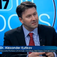 Alaexander Kutikov, MD, FACS, In Focus, January 7, 2017