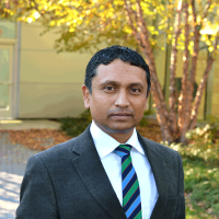 Balachandran will collaborate with researchers at Tufts University on work related to the RIPK3 enzyme.