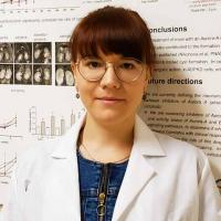 Anna A. Kiseleva, PhD candidate, of the Molecular Therapeutics Program
