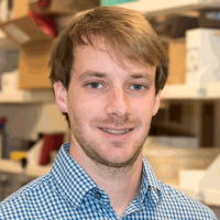 Krais works in the lab of Neil Johnson. His research will focus on the RNF168 protein.