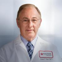 DR. Richard I. Fisher, President and CEO of Fox Chase Cancer Center